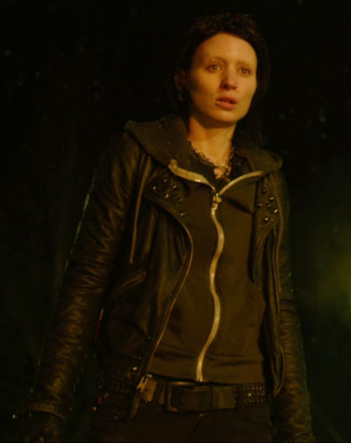 Lisbeth Salander (Movie version) (Rooney Mara take)