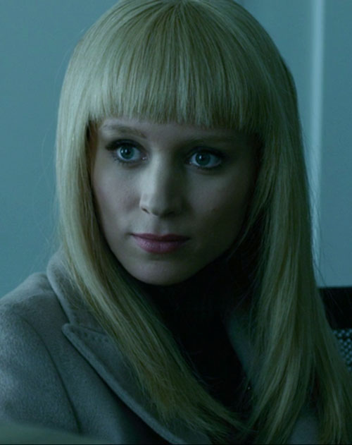 Lisbeth Salander (Movie version) (Rooney Mara take) blonde wig
