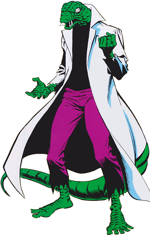 Lizard (Spider-Man enemy)