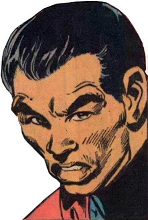 Lo Ling (Batman character) (DC Comics)