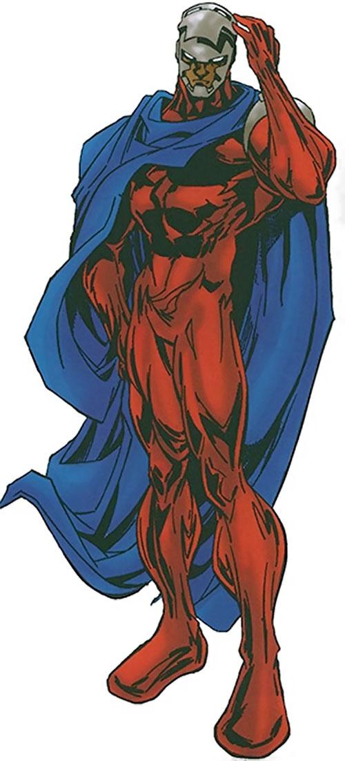 Lockdown (Fantastic Four character) (Marvel Comics)