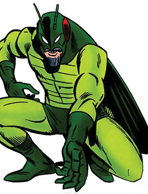 Locust (Marvel Comics)