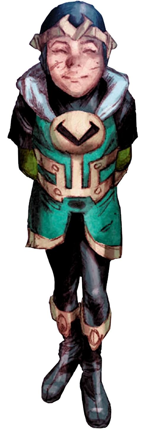 Kid Loki (Marvel Comics Journey into Mystery)