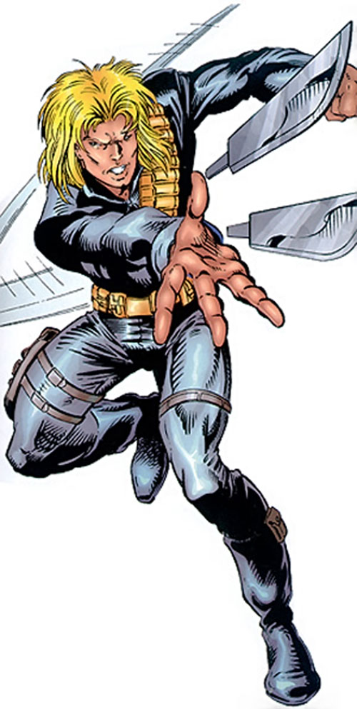 Longshot (Marvel Comics)