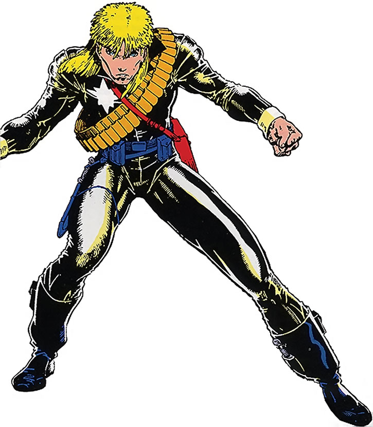 Longshot by Art Adams