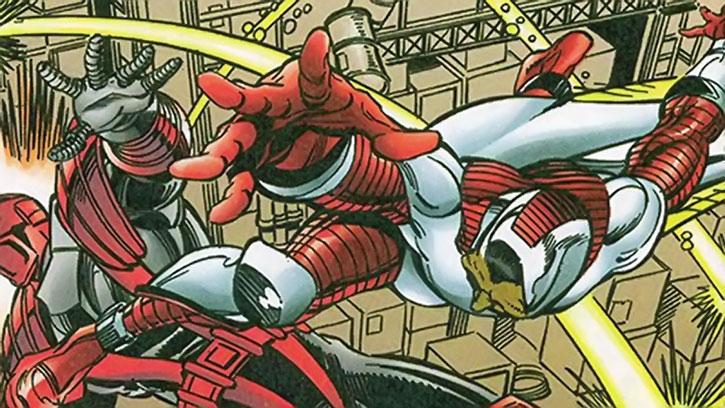 Lord Templar's agility avatar
