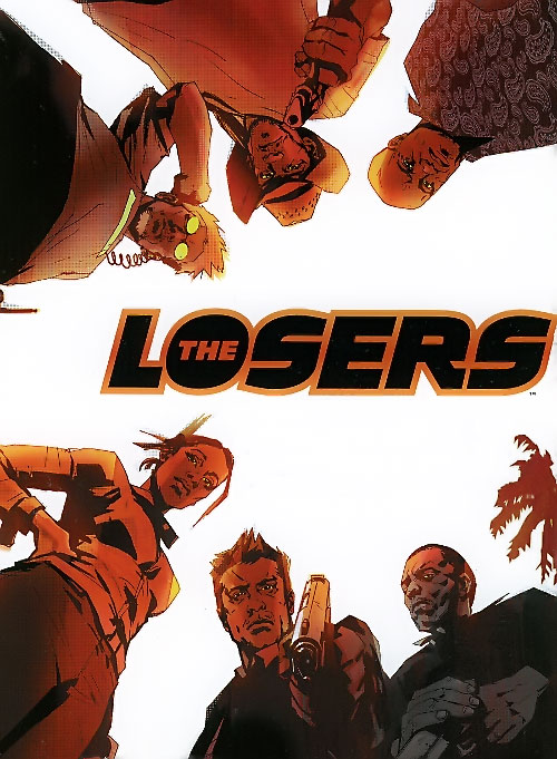 The Losers (DC Comics) cover