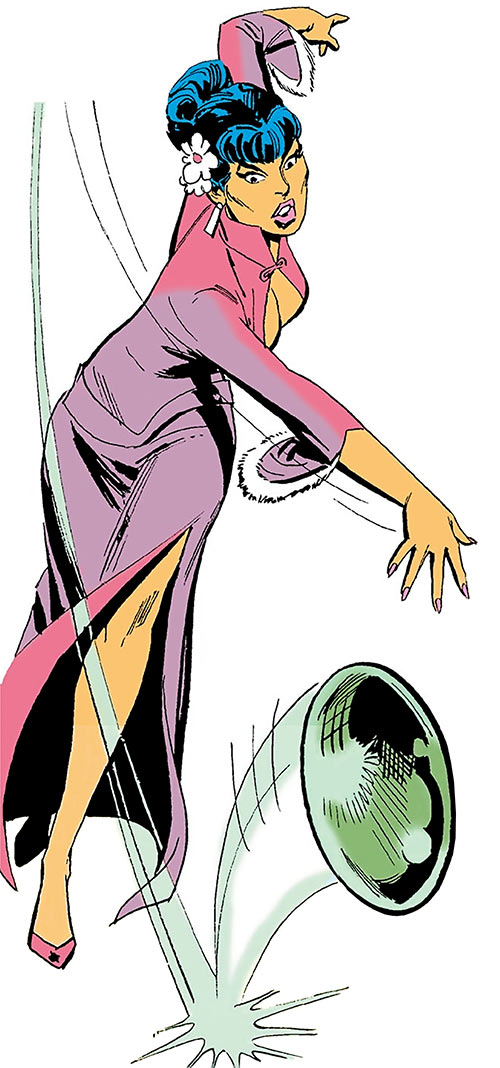 Lu Shan (Wonder Woman enemy) (DC Comics)