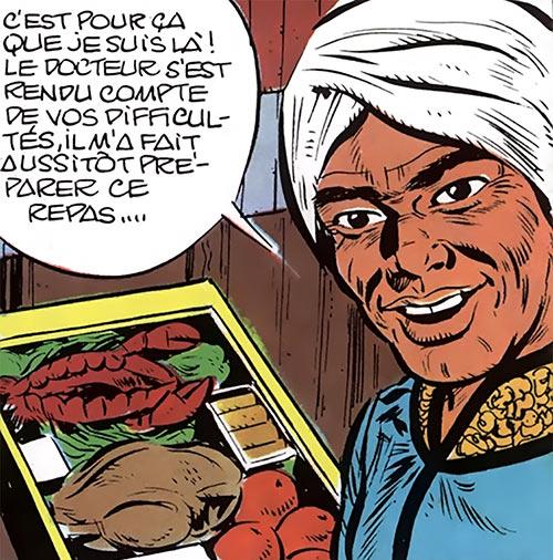Toba cuisine (Luc Orient BD)