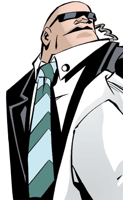 Ludo (Batgirl character) (DC Comics)