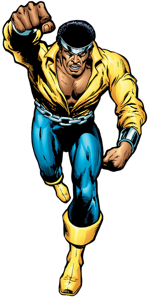Luke Cage the 1970s hero for hire (Marvel Comics)