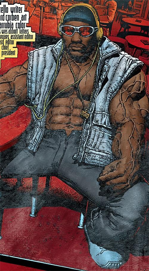 Luke Cage (Azzarello Max version) (Marvel Comics)