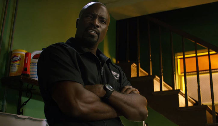 Luke Cage (Netflix version) character profile - arms crossed