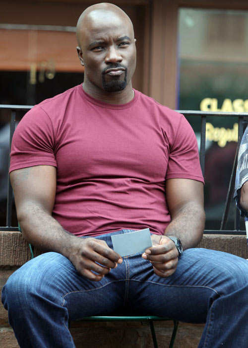 Luke Cage (Netflix version) character profile - waiting