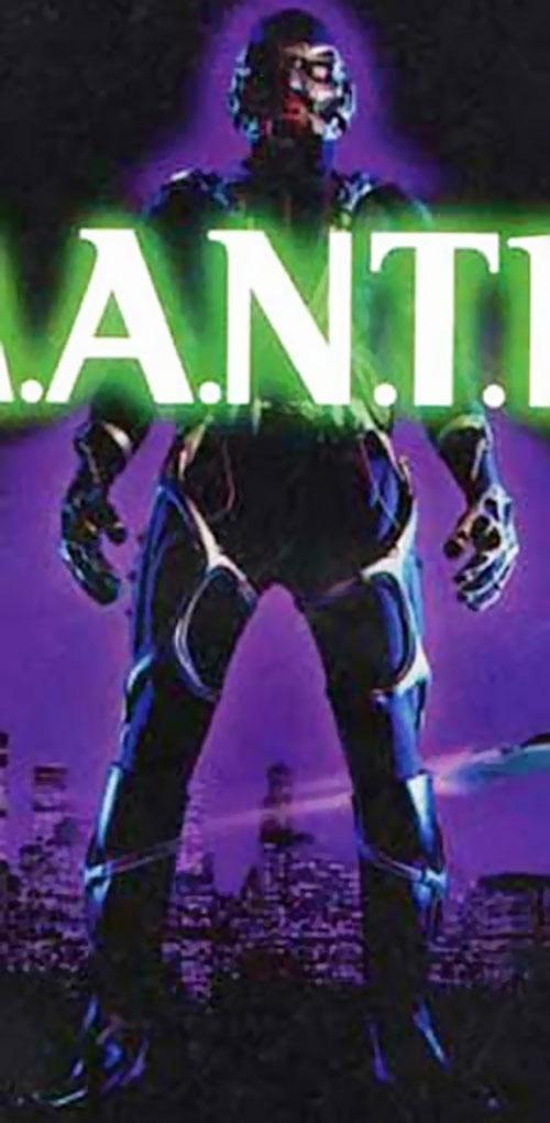 MANTIS (Carl Lumbly) TV series