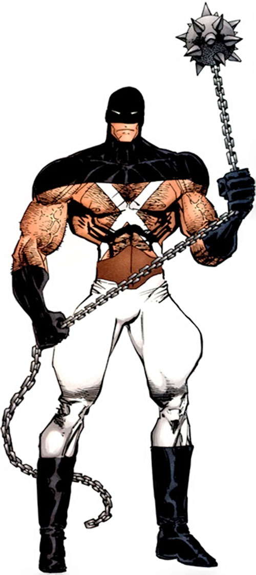 Mace (Savage Dragon comics)