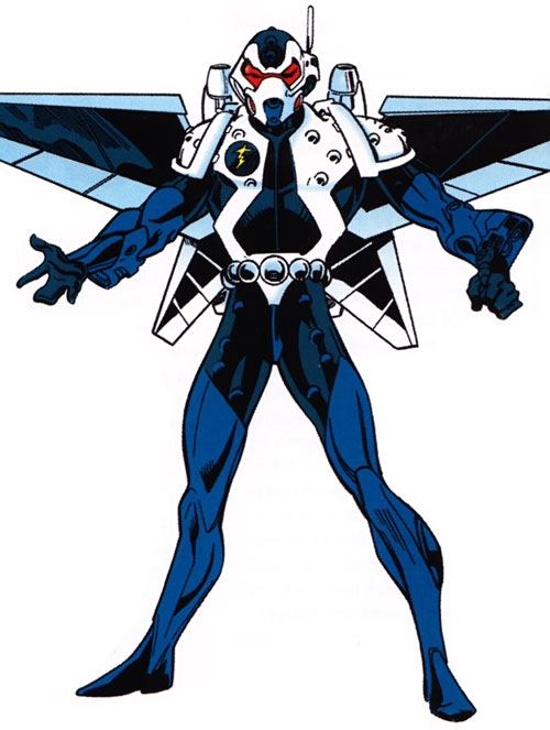 Mach One (Thunderbolts) (Marvel Comics)