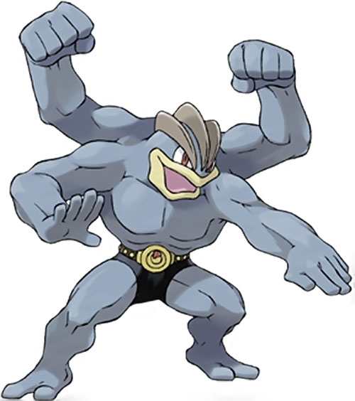 Machamp Pokemon