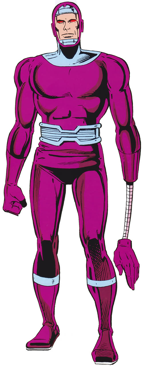 Machine Man (Marvel Comics)