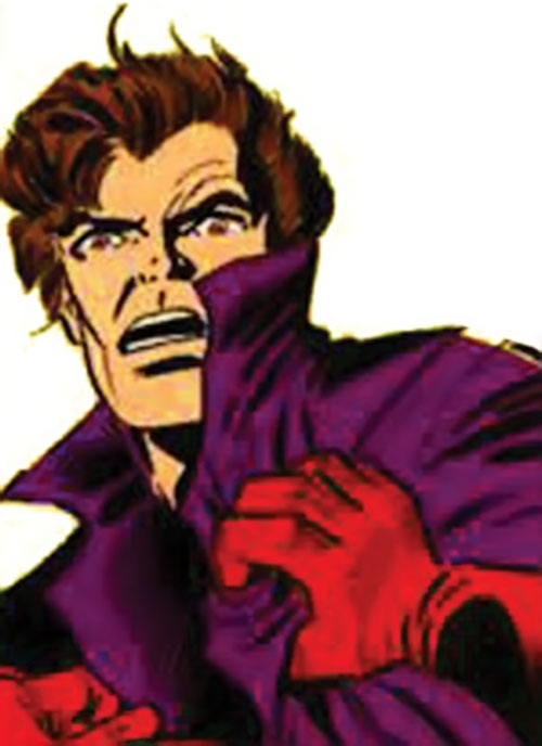 Machinesmith (Marvel Comics) in his original human form