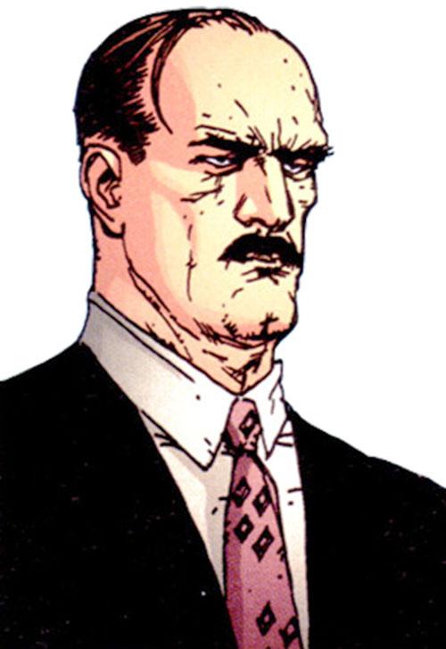Dino Manolis (Stormwatch PHD) (Wildstorm Comics) portrait