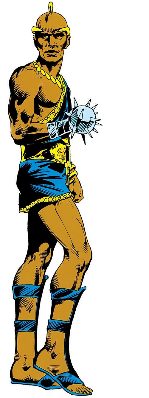 Machiste (DC Comics) (Warlord ally)
