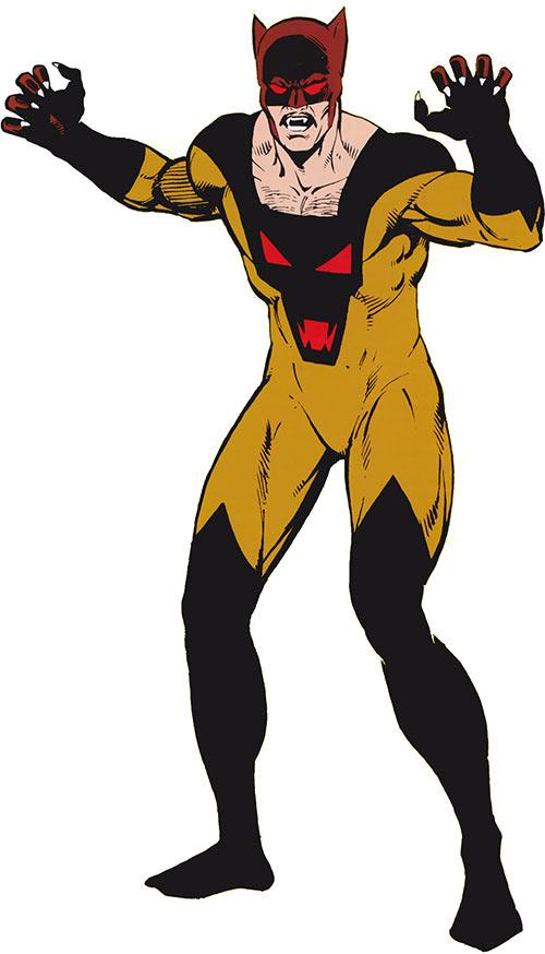 Mad Dog (Marvel Comics) classic appearance