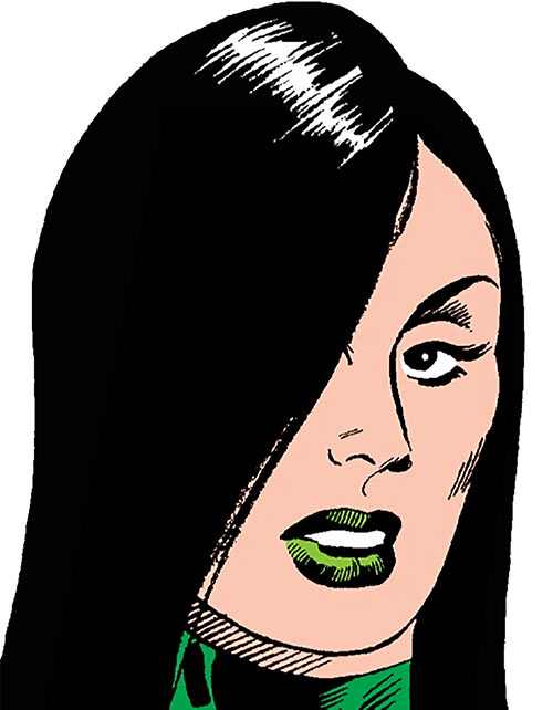 Madame Hydra (Viper) (Marvel Comics) earliest Captain America - portrait