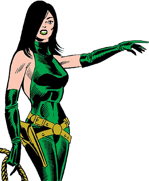 Madame Hydra (Viper) (Marvel Comics) earliest Captain America