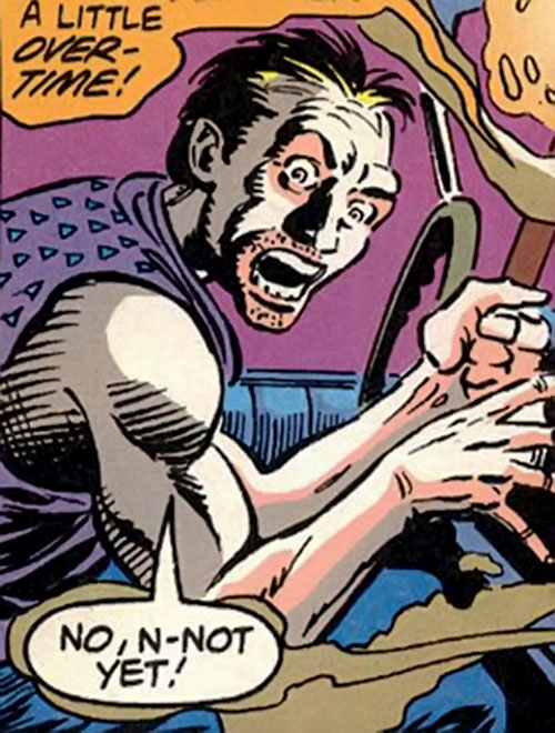 Moorek of HYDRA DOA (Marvel Comics)