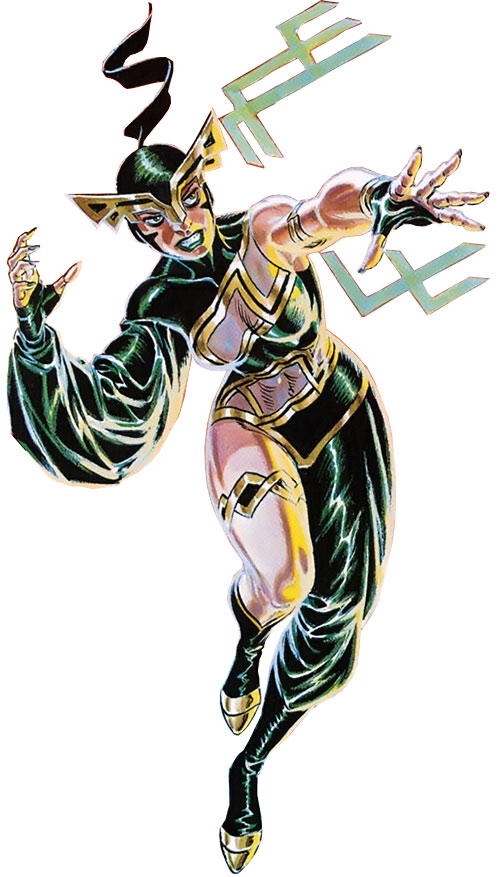 Madame Libertine (Captain Marvel enemy) (DC Comics)