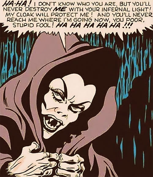 Madame la Morte (Marvel Boy enemy) (Atlas Comics)