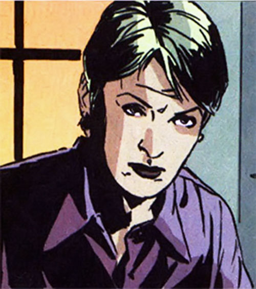 Maggie Sawyer of the Gotham Central MCU (DC Comics)