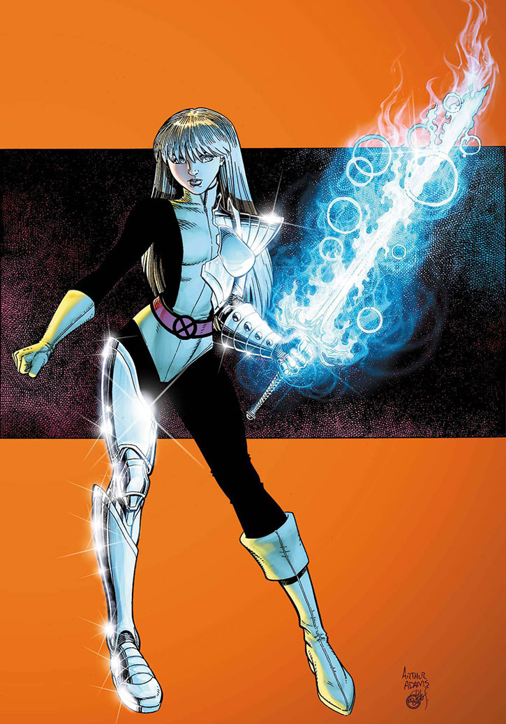 Magik (Illyana Rasputin) by Art Adams