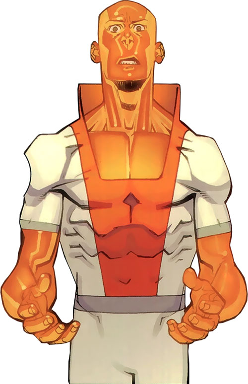 Magmaniac (Invincible enemy) (Image Comics)