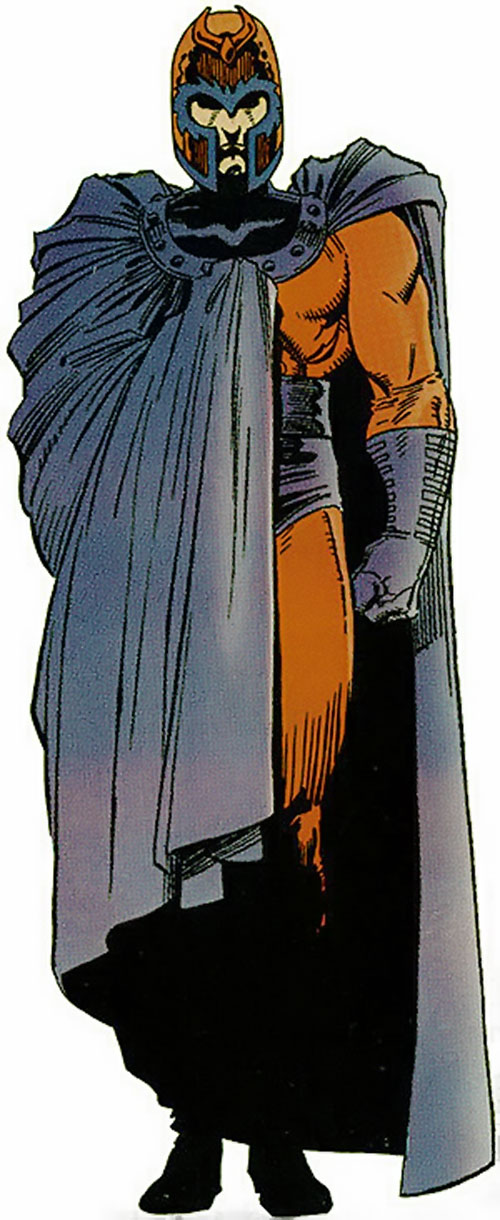 Magneto (Marvel Comics) during the 1980s