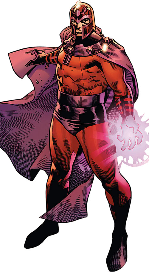 Magneto (Marvel Comics) by Olivier Coipel