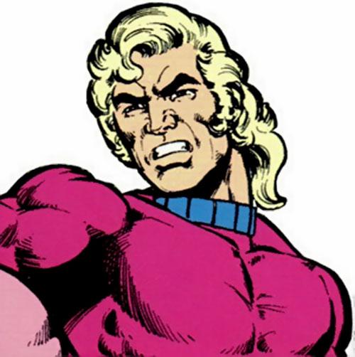 Magno-Lad of the Legion of Super-Villains (DC Comics) portrait