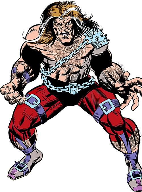 Mahkizmo (Fantastic 4 enemy) (Marvel Comics)