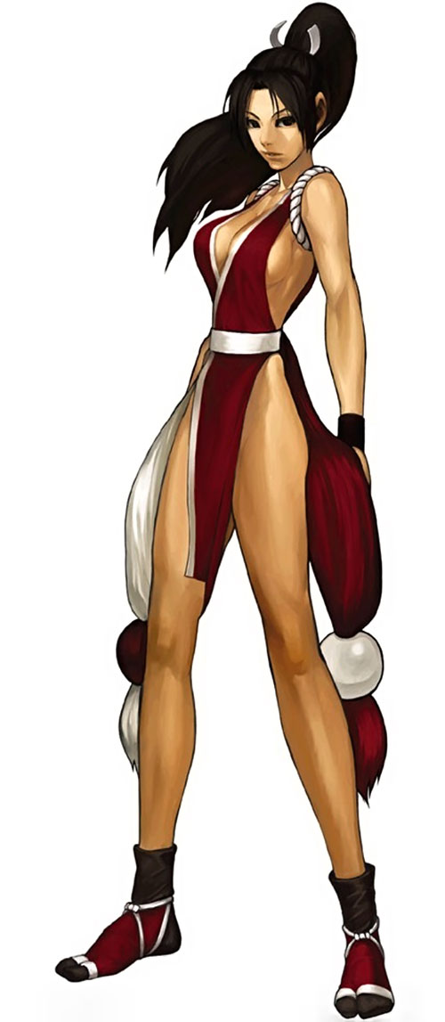 Mai Shiranui (Fatal Fury / King of Fighters)