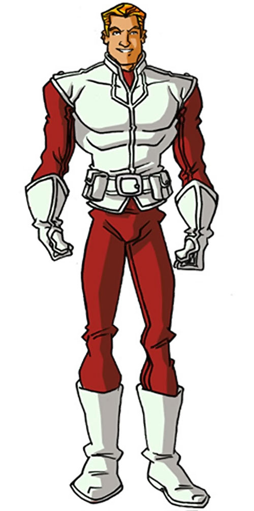 Major Mapleleaf of Alpha Flight (Marvel Comics) by RonnieThunderbolts
