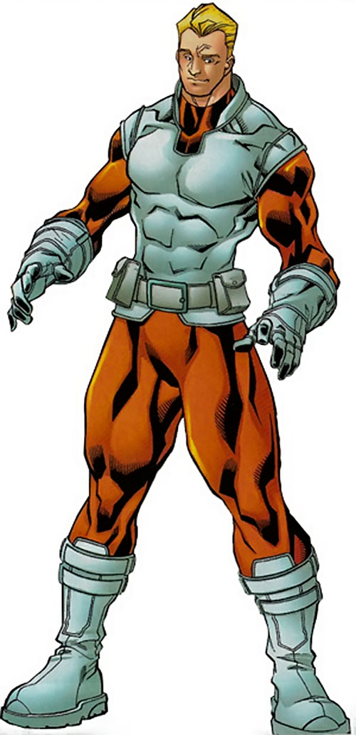 Major Mapleleaf of Alpha Flight (Marvel Comics)