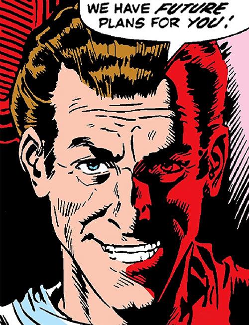 Mal Donalbain (Cat enemy) (Marvel Comics)