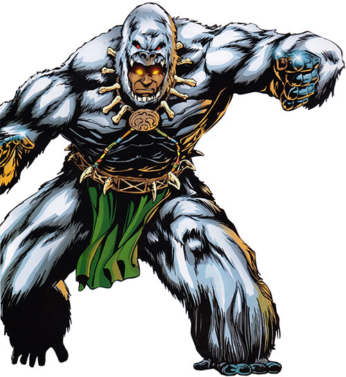 Man-Ape (Marvel Comics) (Black Panther character)