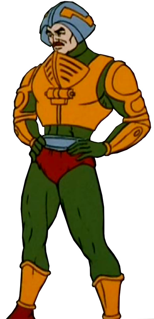 Man-at-Arms (Masters of the Universe 1980s cartoon)