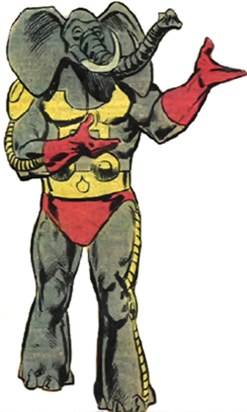 Man-Elephant (Marvel Comics)