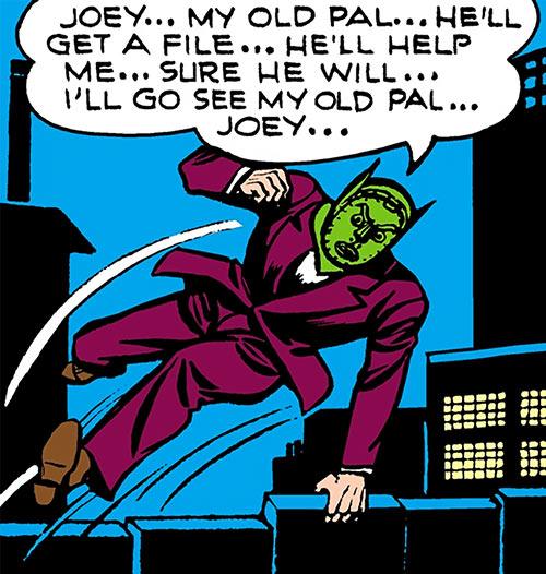 Man in the Iron Mask (Batman) (DC Comics)