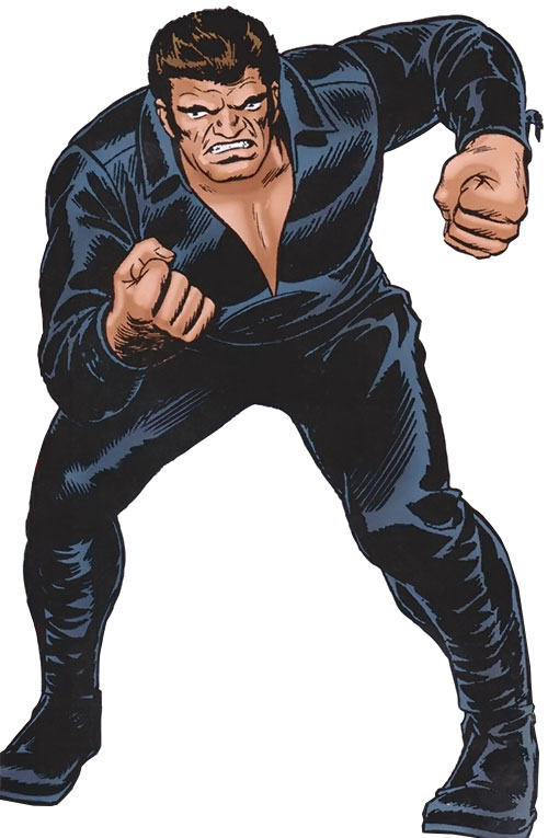 Man-Mountain Marko (Spider-Man enemy) (Marvel Comics)