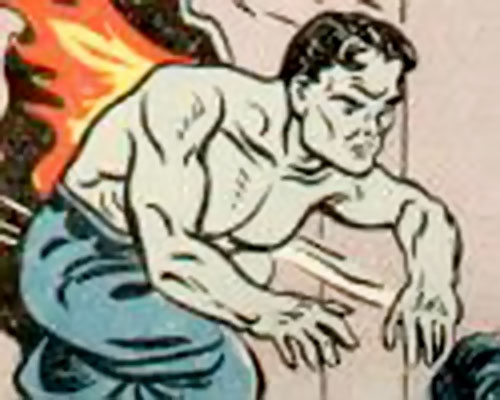 Man O' Metal (Heroic Comics)