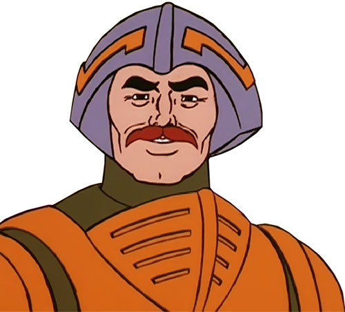 Man-at-Arms - Masters of the Universe cartoon - Character profile